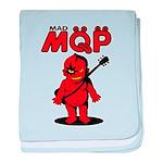 MQP Guitar baby blanket