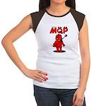 MQP Guitar Women's Cap Sleeve T-Shirt