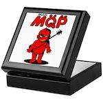 MQP Guitar Keepsake Box
