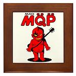 MQP Guitar Framed Tile