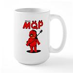 MQP Guitar Large Mug