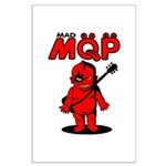 MQP Guitar Large Poster