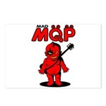 MQP Guitar Postcards (Package of 8)