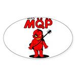 MQP Guitar Sticker (Oval)