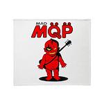 MQP Guitar Throw Blanket
