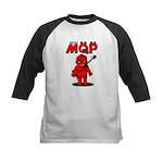 MQP Guitar Kids Baseball Jersey
