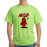 MQP Guitar Green T-Shirt