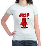 MQP Guitar Jr. Ringer T-Shirt