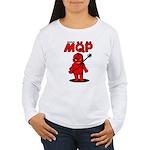 MQP Guitar Women's Long Sleeve T-Shirt
