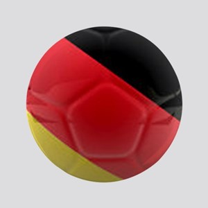 """Germany world cup ball 3.5"""" Button"""
