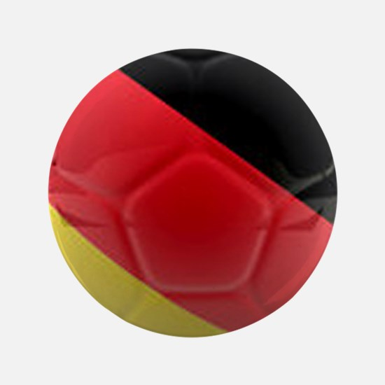 "Germany world cup ball 3.5"" Button"