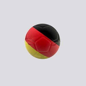 Germany world cup ball Mini Button