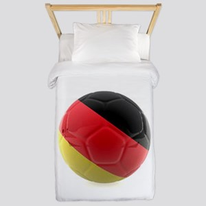 Germany World Cup Ball Twin Duvet