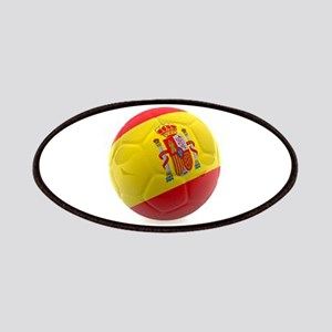 Spain world cup soccer ball Patches