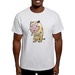 Grandma cat Light T-Shirt