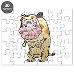 Grandma cat Puzzle