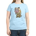 Grandma cat Women's Light T-Shirt