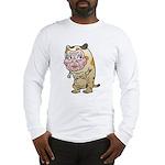 Grandma cat Long Sleeve T-Shirt