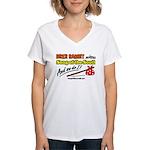Brer Rabbit Women's V-Neck T-Shirt