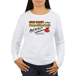 Brer Rabbit Women's Long Sleeve T-Shirt