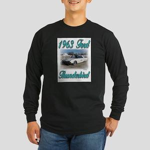 1963 Bruce 1d Long Sleeve Dark T-Shirt