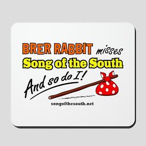 Brer Rabbit Mousepad