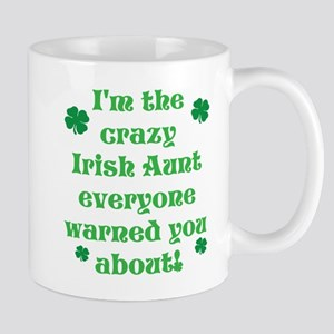 Crazy Irish Aunt Mug
