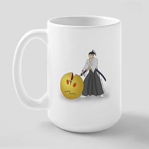 """Have an Iai Day"" Large Mug"