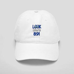 Look who's 89 Cap