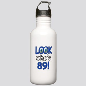 Look who's 89 Stainless Water Bottle 1.0L