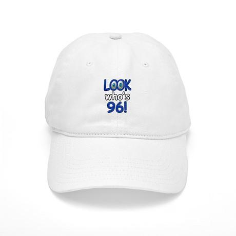 Look who's 96 Cap
