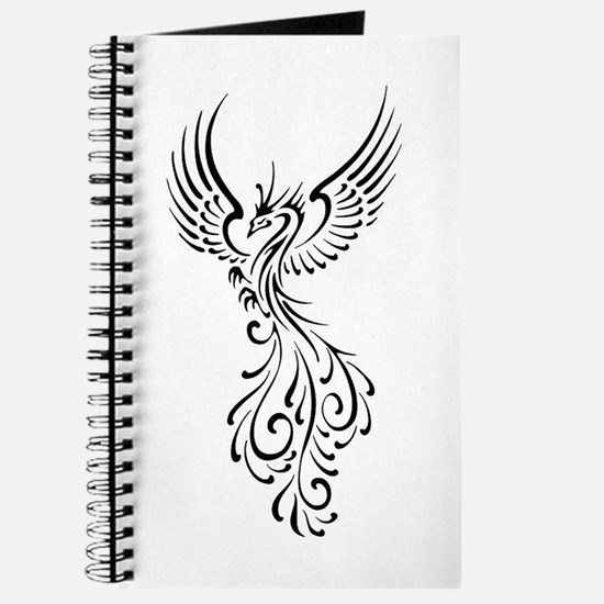 black-phoenix-bird.png Journal