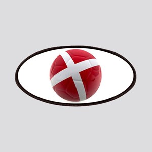 Denmark world cup ball Patches