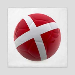 Denmark World Cup Ball Queen Duvet