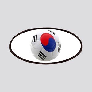 South Korea world cup soccer ball Patches