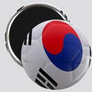 South Korea world cup soccer ball Magnet