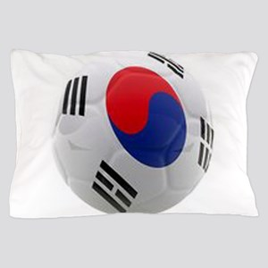 South Korea world cup soccer ball Pillow Case