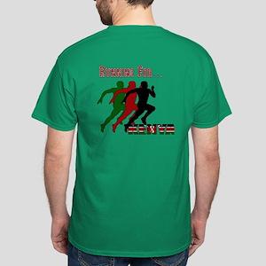 Kenya Running Dark T-Shirt
