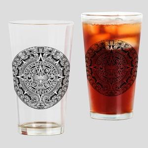 aztec-kopiya Drinking Glass