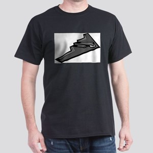Stealth1 Black T-Shirt