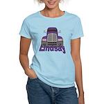 Trucker Lindsay Women's Light T-Shirt