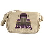 Trucker Lindsay Messenger Bag