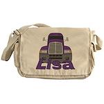 Trucker Lisa Messenger Bag