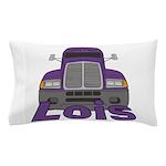 Trucker Lois Pillow Case