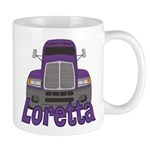 Trucker Loretta Mug