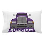Trucker Loretta Pillow Case