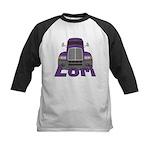 Trucker Lori Kids Baseball Jersey