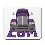 Trucker Lori Mousepad