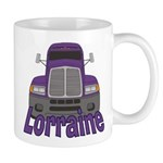 Trucker Lorraine Mug