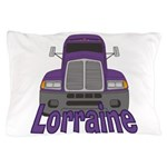 Trucker Lorraine Pillow Case